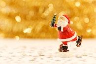 decoration, bokeh, christmas