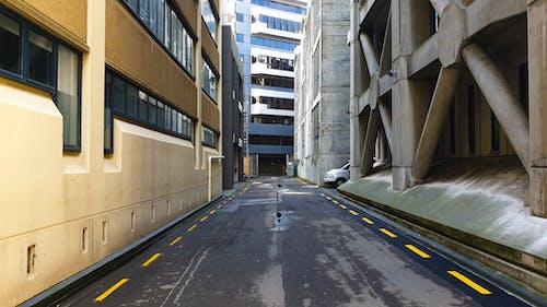 コンクリート, コンクリートの壁, コンクリート構造, シティストリートの無料の写真素材