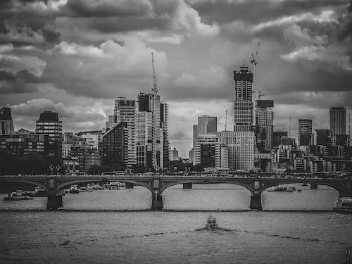 Free stock photo of central london