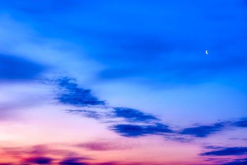 Gratis stockfoto met adembenemend, atmosfeer, avond, betoveren