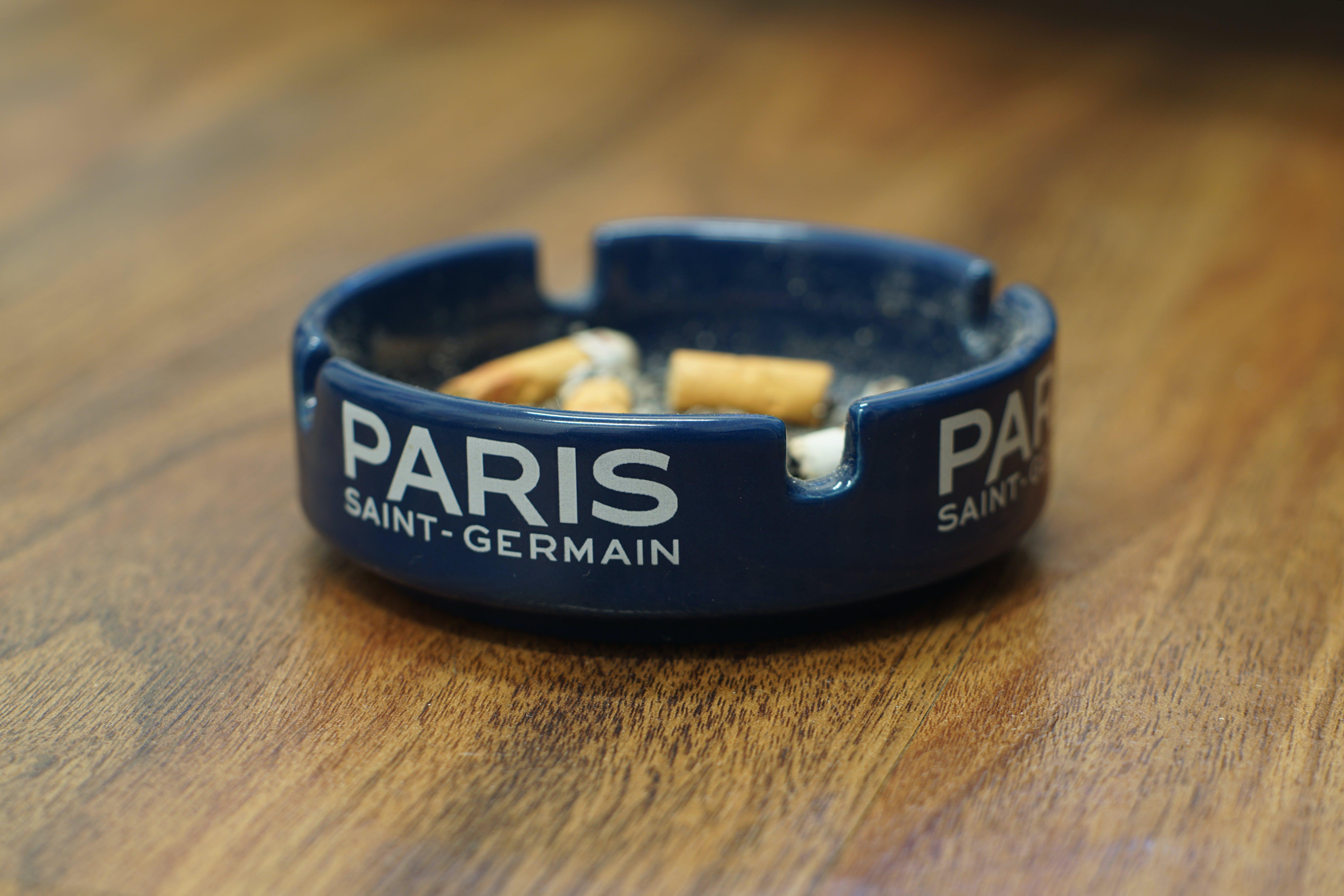 Free stock photo of ashtray, paris, SAINT-GERMAIN