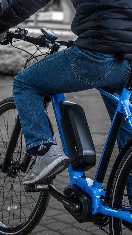 Základová fotografie zdarma na téma cykloturistika, e-kolo, mobilidade