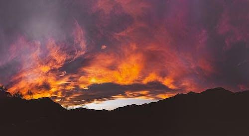 Immagine gratuita di alba, bel tempo, cielo, cloud