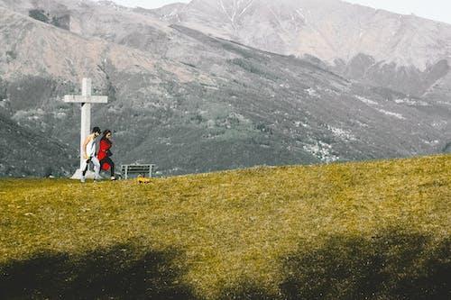 Immagine gratuita di arrampicarsi, avventura, azione, cielo