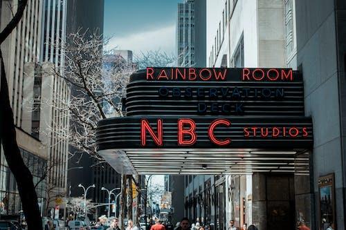 Ilmainen kuvapankkikuva tunnisteilla arkkitehtuuri, Broadway, business
