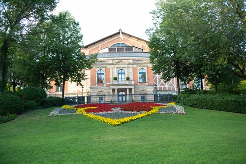 Free stock photo of bayreuth, classic music, culture, festspielhaus