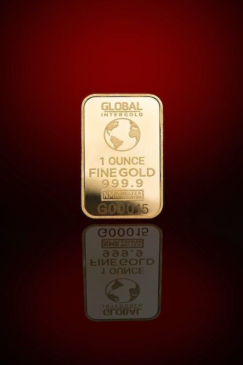 Photos gratuites de 999,9, argent, boutique d'or, gold bar boutique