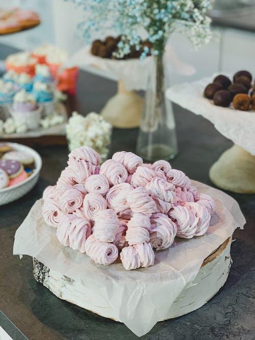 Δωρεάν στοκ φωτογραφιών με marshmallow, yummy, ανάμεικτος