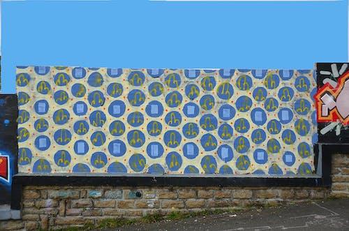 Photos gratuites de art de rue, artistique, bleu, fresque