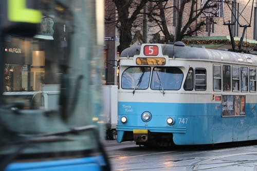 Free stock photo of public transportation, train
