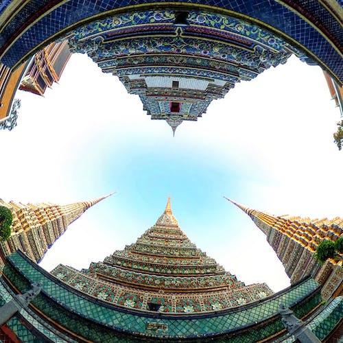 Immagine gratuita di Bangkok, Buddismo, buddista, foto a 360 gradi