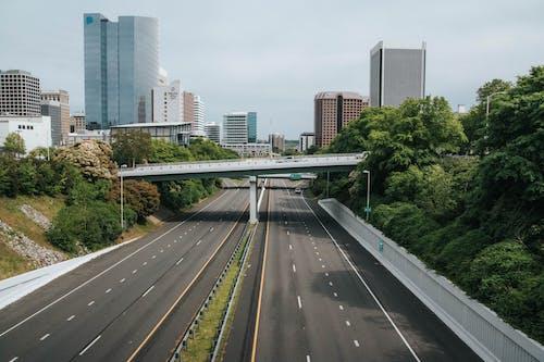 Immagine gratuita di architettura, asfalto, auto