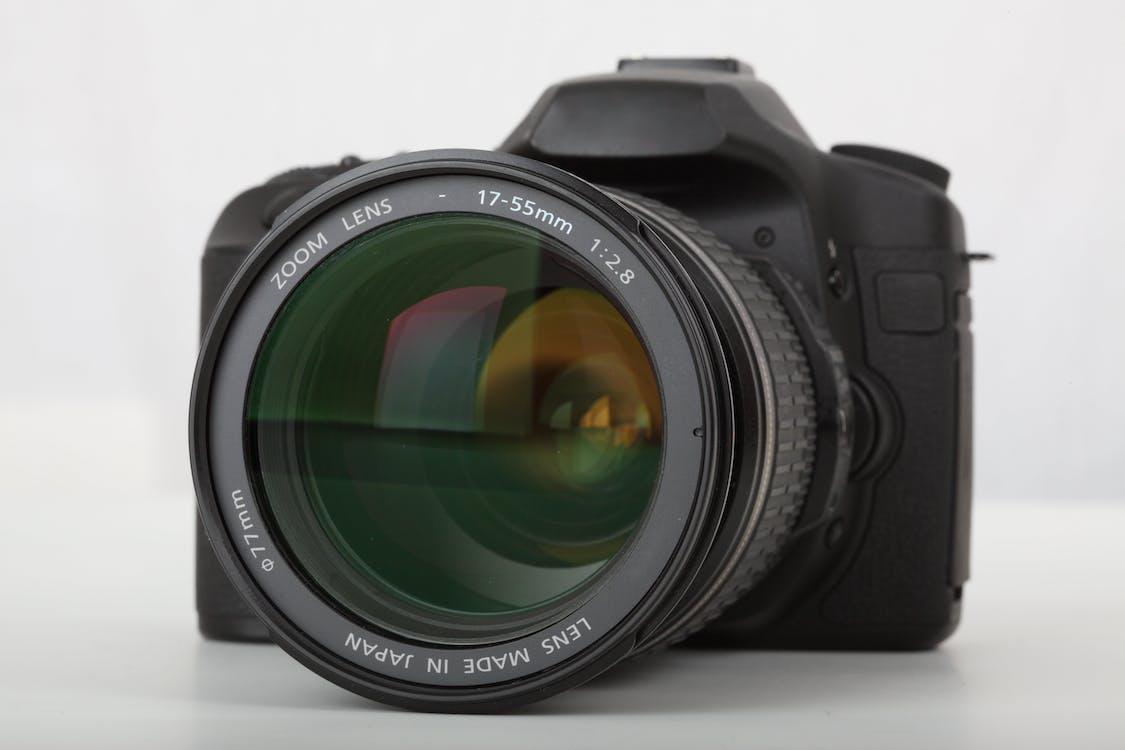 佳能, 光學, 單眼相機