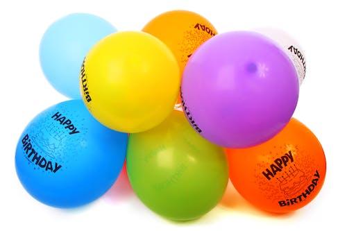 Бесплатное стоковое фото с веселье, вечеринка, воздушные шары, день рождения