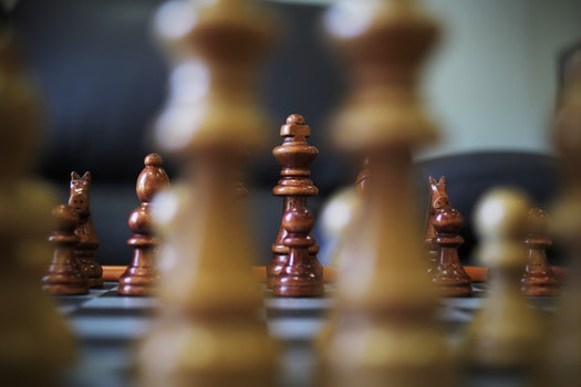 Free stock photo of game, king, chess, battle