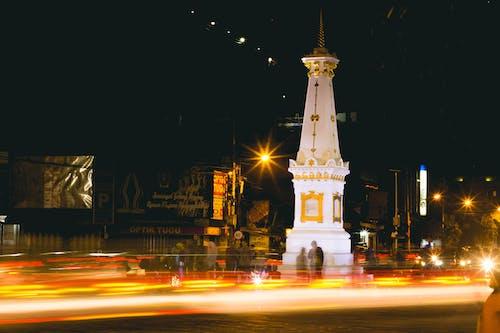 JAVA, 光, 印尼, 地標 的 免費圖庫相片