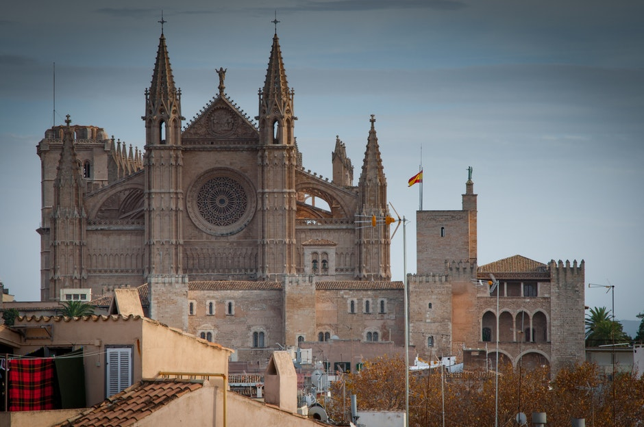 cathedral, mallorca, mallorca cathedral