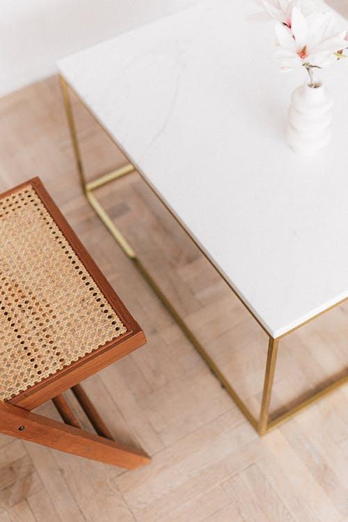 インテリア, クラシック, コンテンポラリー, テーブルの無料の写真素材