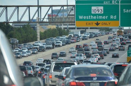 Free stock photo of tráfico