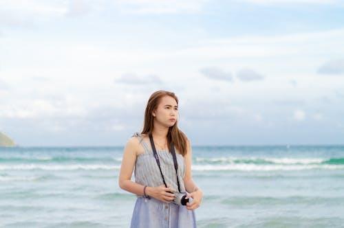 Free stock photo of asian girl