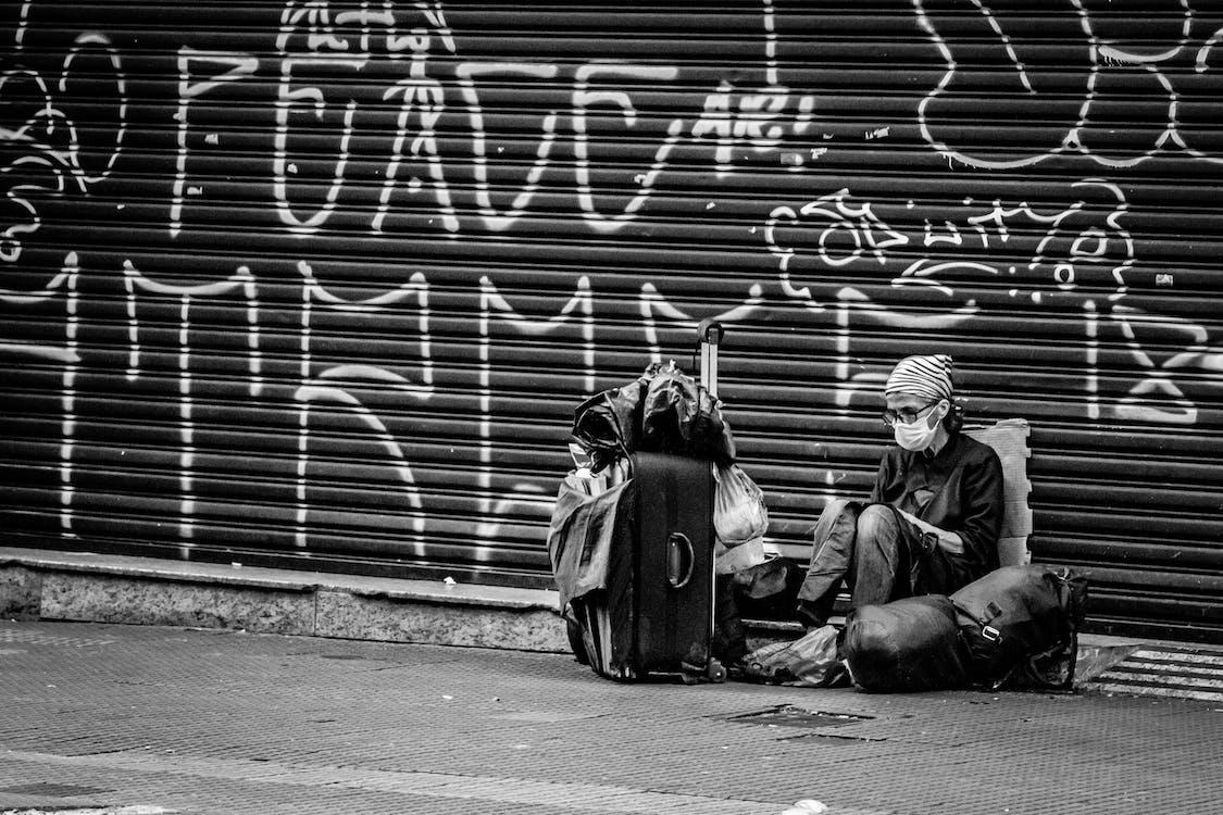 Immagine gratuita di anonimo, arte, asfalto