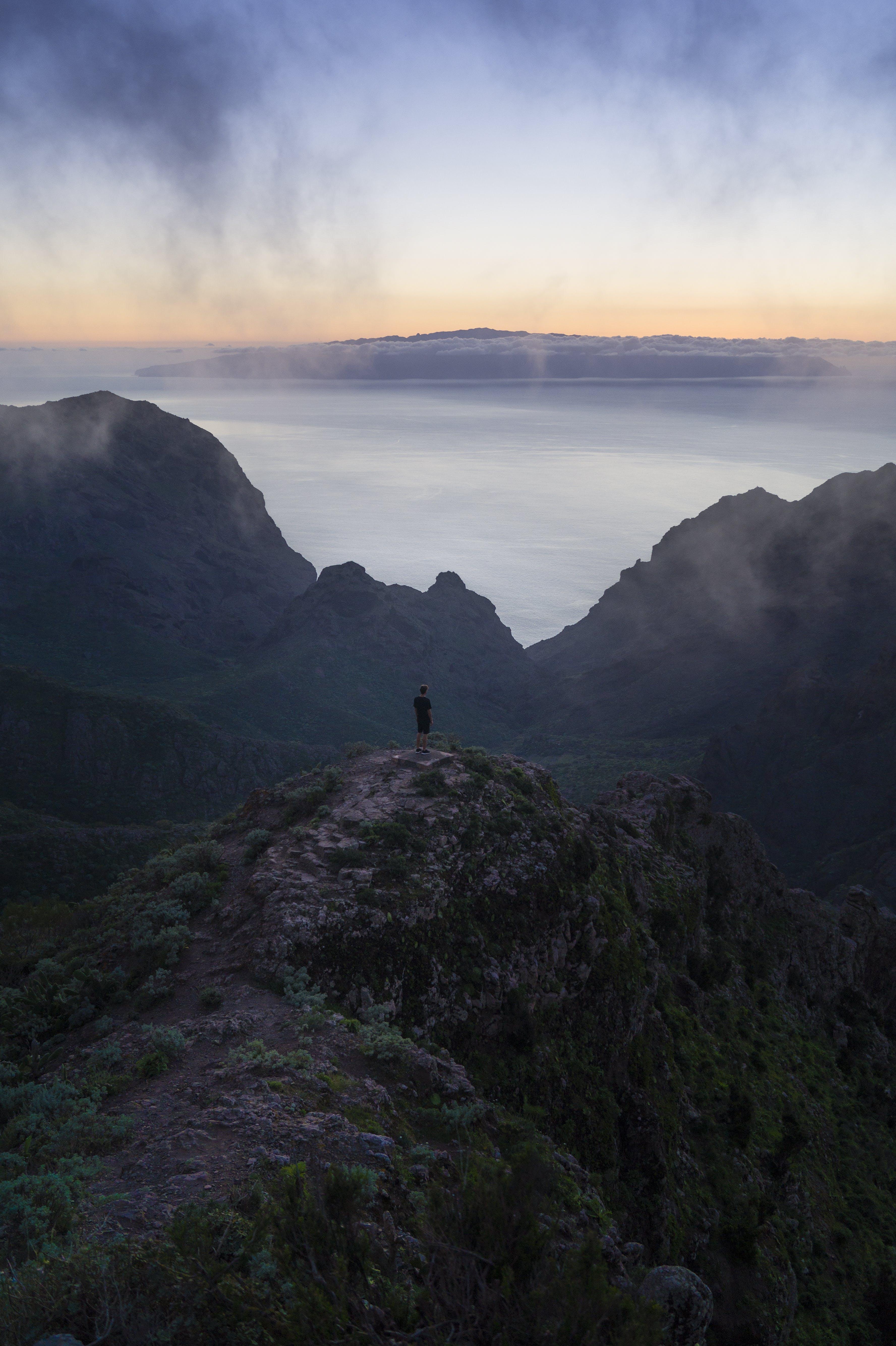 Free stock photo of mountains, nature, hiking, travel