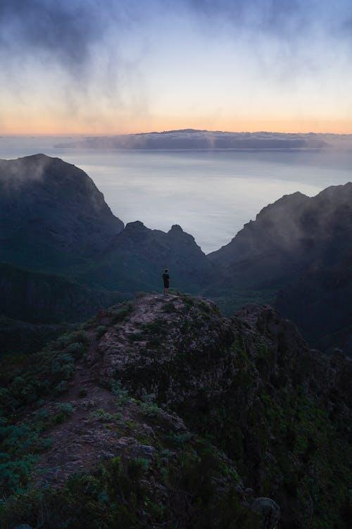 Gratis lagerfoto af bjerge, ensom, eventyr, natur