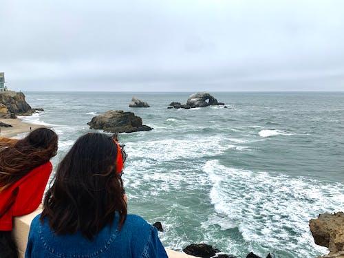 Free stock photo of Brunettes, california, california coast