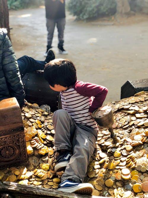 Free stock photo of child, children, disney