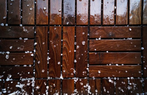 Gratis lagerfoto af gulv, is, regn, tekstur