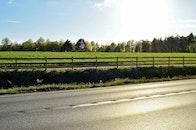 road, landscape, nature
