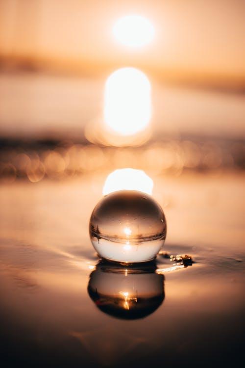 Kostnadsfri bild av aqua, boll, damm, fantasi