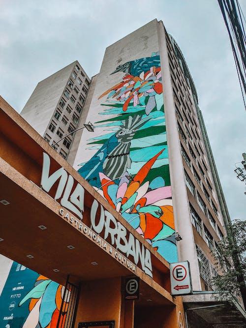 Free stock photo of brazil, buildings, curitiba