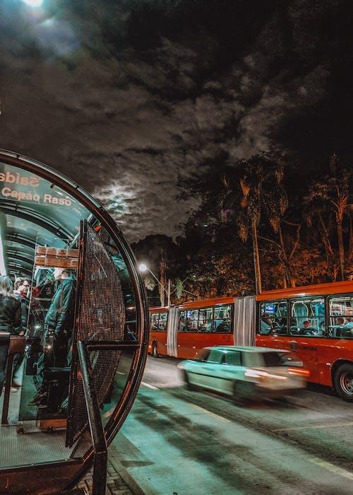 Free stock photo of brazil, bus, curitiba