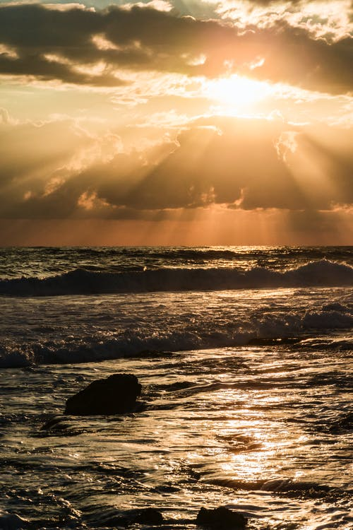 Základová fotografie zdarma na téma hluboká obloha, hluboké moře, Kypr, moře