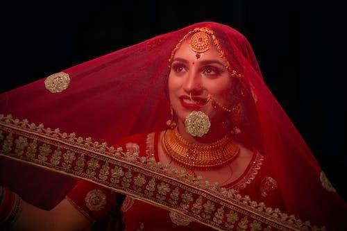 Free stock photo of bridal, indian bride, wedding photography