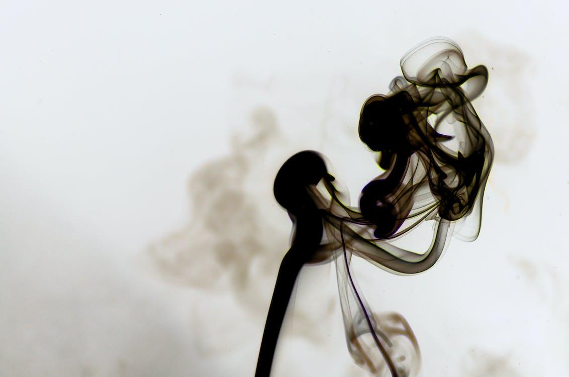 parfume, 抽煙, 灰色 的 免費圖庫相片