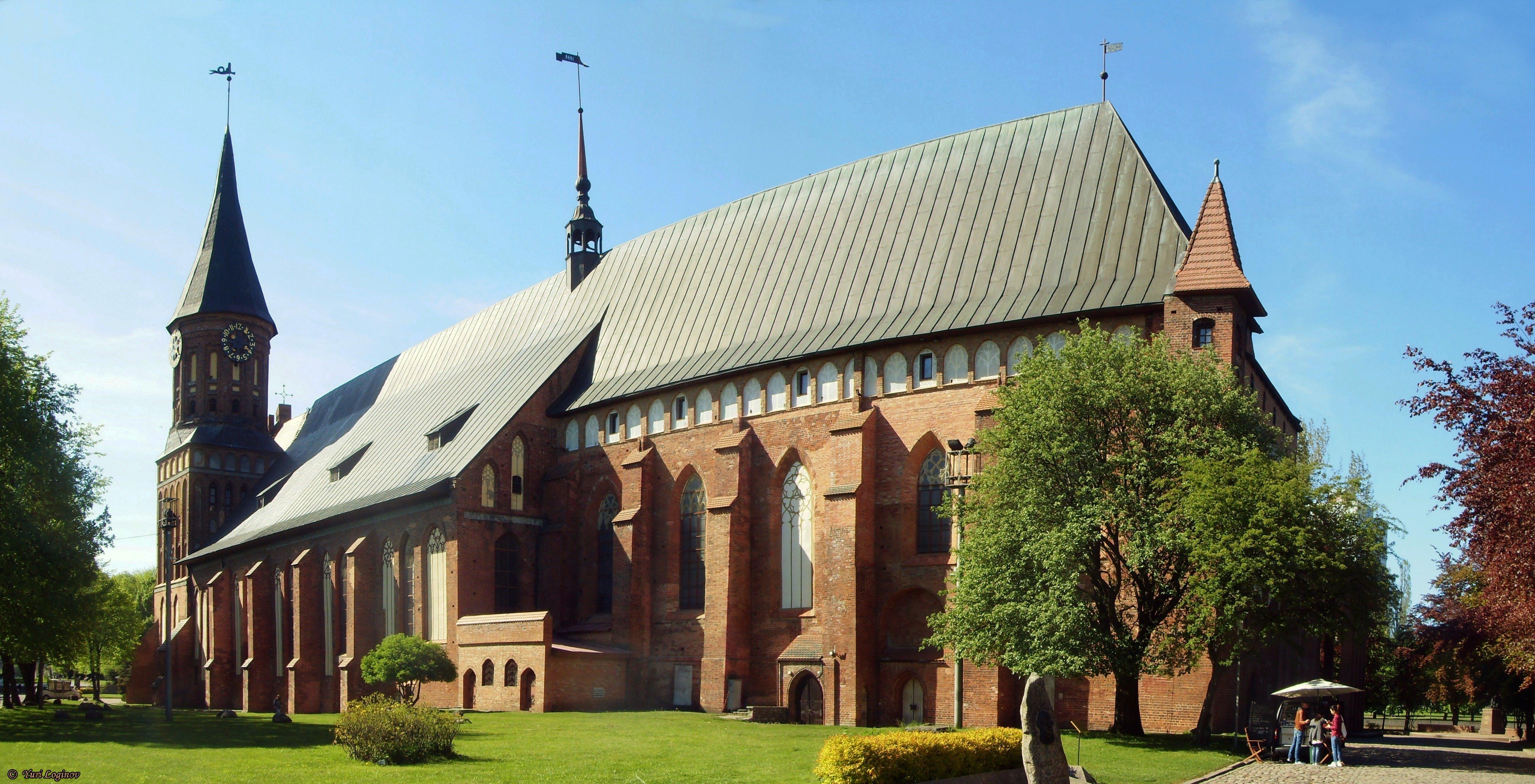 Free stock photo of russia, Kaliningrad, Königsberger Dom, Koenigsberg Cathedral