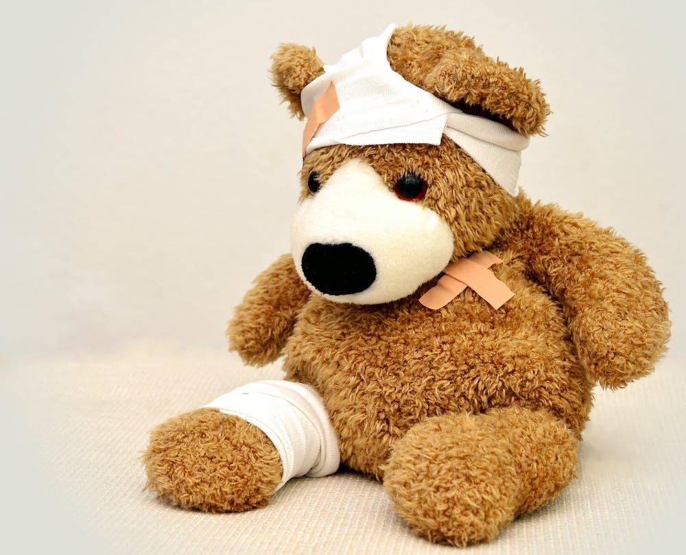 Teddy Bear @pexels