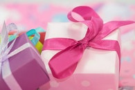 blur, gift, colorful