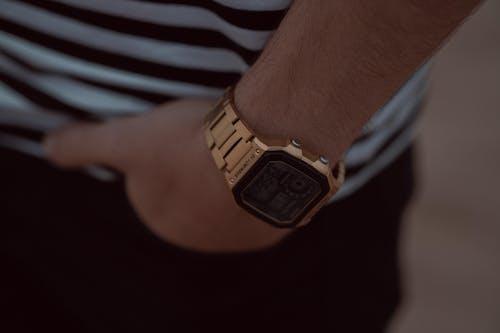 Ảnh lưu trữ miễn phí về cận cảnh, Đàn ông, đồng hồ đeo tay, kỹ thuật số