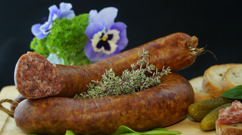 Bratwurst Sausage Link