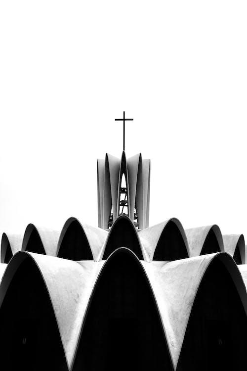Δωρεάν στοκ φωτογραφιών με αντίθεση, αρχιτεκτονική, αρχιτεκτονικός, ασύνδετος