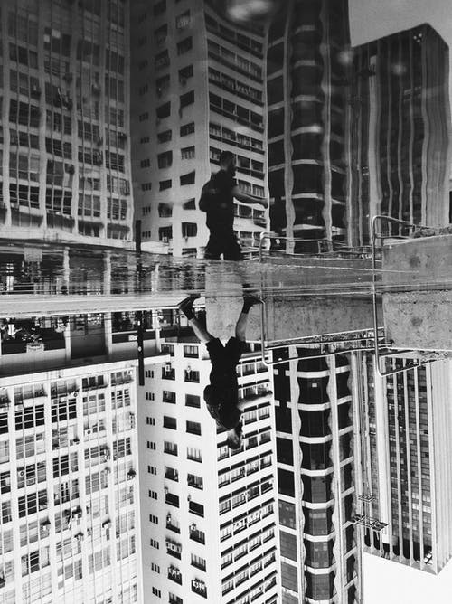 Imagine de stoc gratuită din alb-negru, anonim, apartament, arhitectură