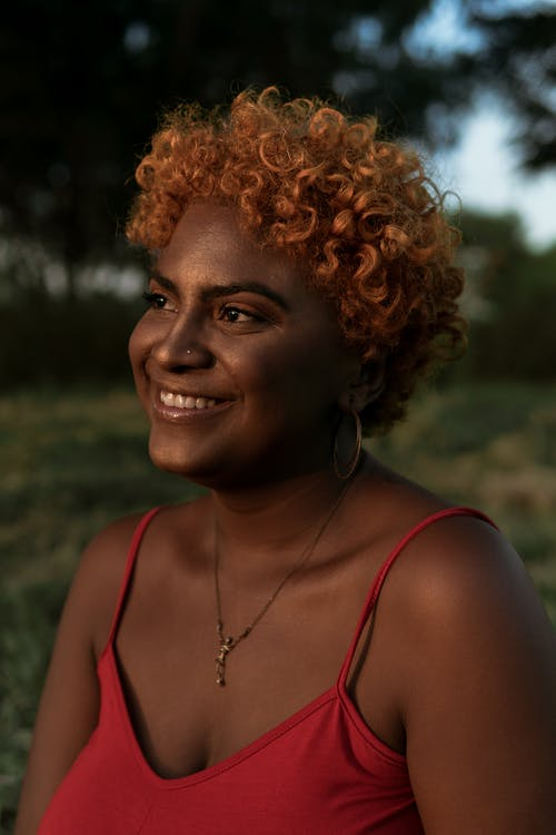 Darmowe zdjęcie z galerii z afrykański, autoportret, brazylia, brazylijka