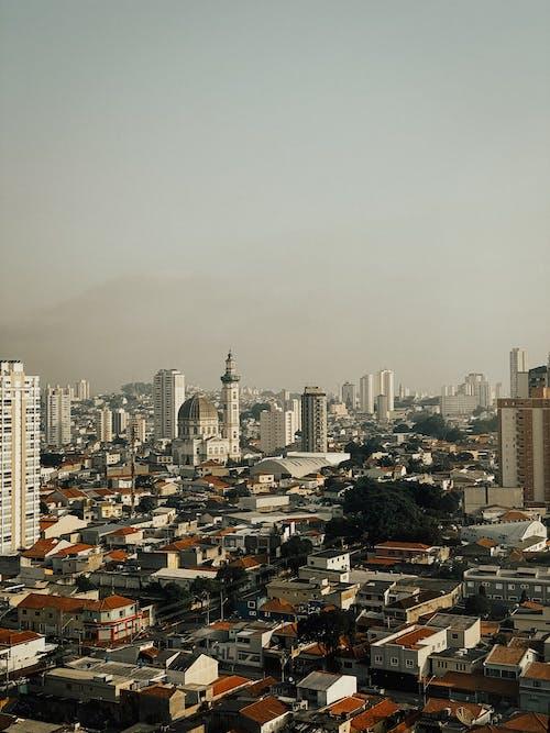 Neighborhood in Sao Paolo