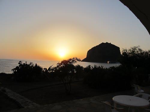 Free stock photo of cliff, greece, monemvasia