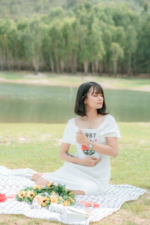 アクセサリー, アジアの女性, エスニック, エレガントの無料の写真素材
