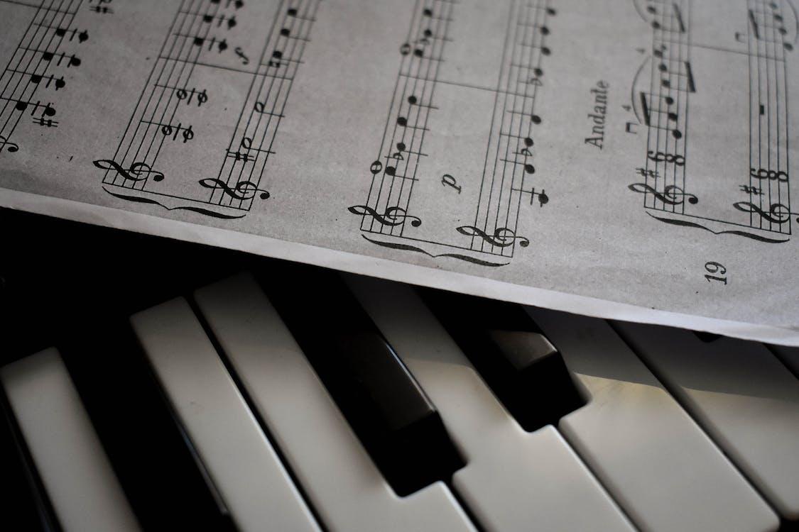 Fotos de stock gratuitas de acorde, armonía, canción