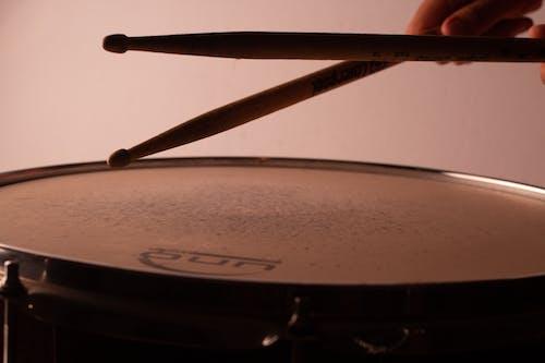 Black and White Drum Sticks